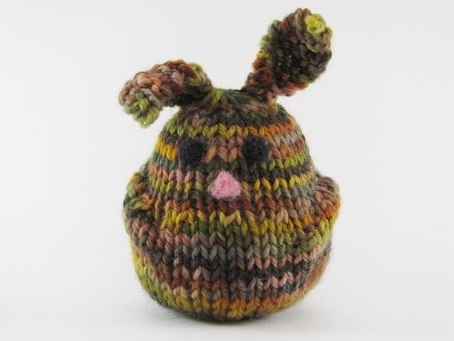 Knitting Pattern Rabbit Ears : Bun the rabbit knitting pattern and tutorial