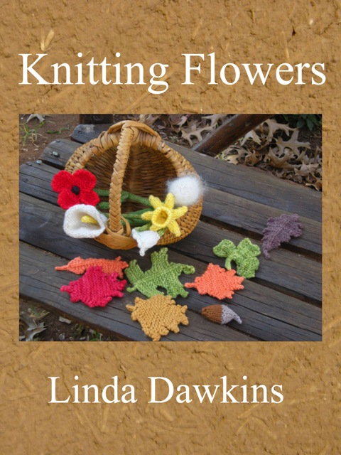 'Knitting Flowers' e-Book by Linda Dawkins, Mamma4earth