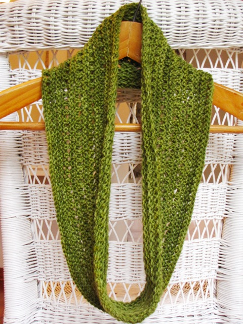 Emerald Isle Cowl Knitting Pattern And Creative Friday Natural