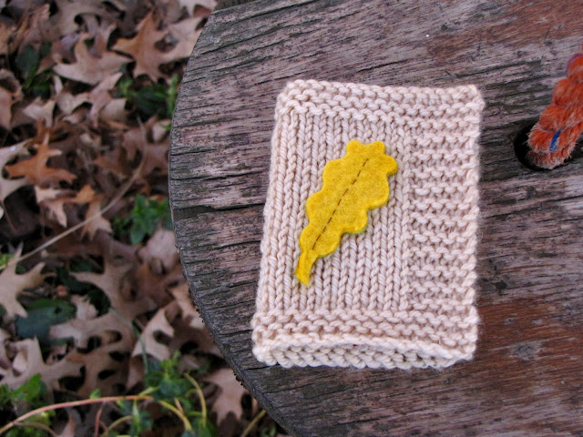 Autumn Needle Book, Saver
