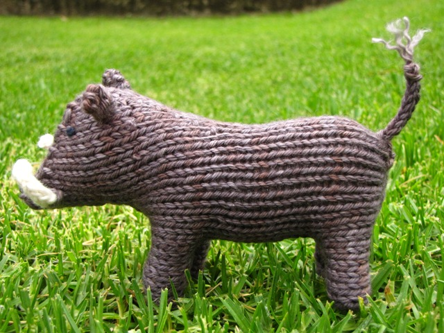 Warthog Pattern 2