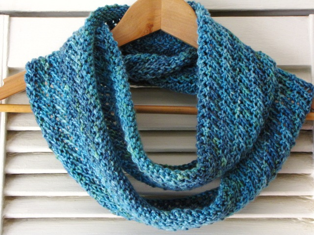 The Forest Glade Cowl Pattern Natural Suburbia
