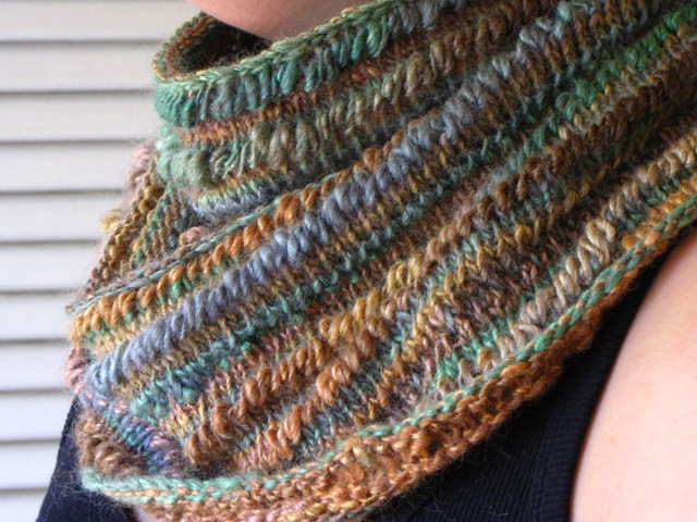 Rustic Earth Cowl 12
