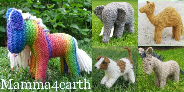 Mamma4earth 8 Pattern Giveaway