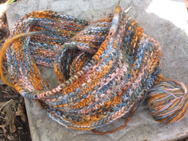Autumn Fires Cowl 0021