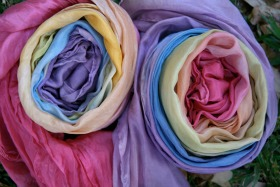 Canopy Silk from Gypsy Forest