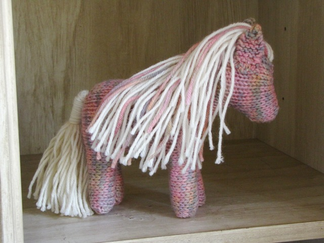 Knitting Pattern Toy Horse : yarn along Archives - Natural Suburbia