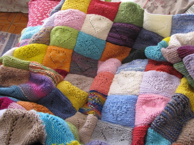 Recovery Blanket Finished