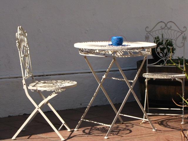 Sunny Days Shawlette3