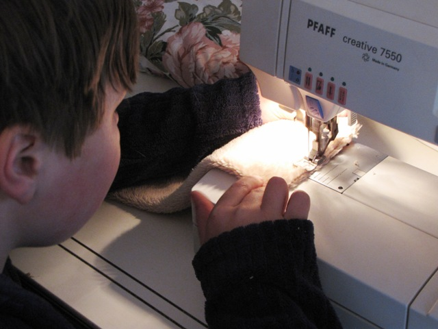 Cady Sewing