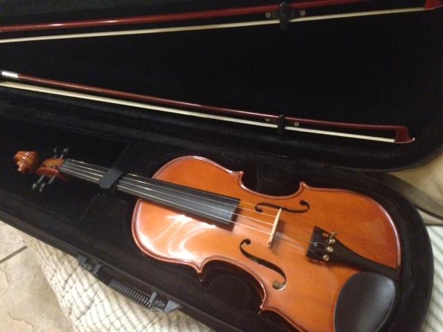 Full Size Violin Palatino