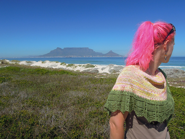 Table Mountain Sally Cameron