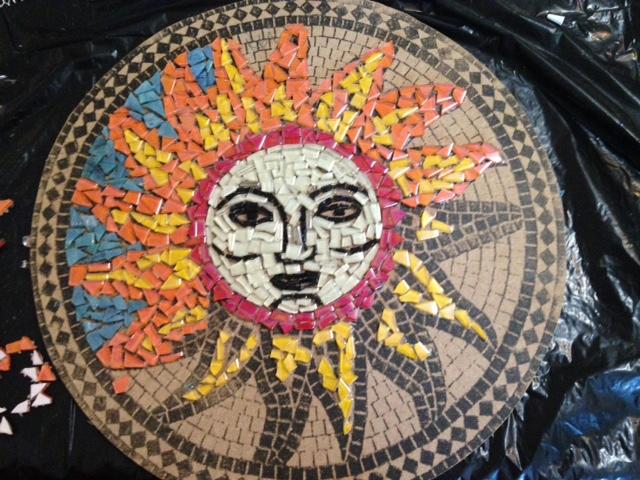 Mosaic Erin Sun