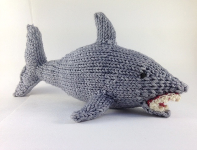 Shark finished